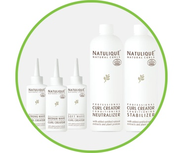 System Natulique Curl&Smoothing